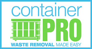 Roll off container rental from the South's Premier Waste Removal Service - Container Pro in Jacksonville, Florida